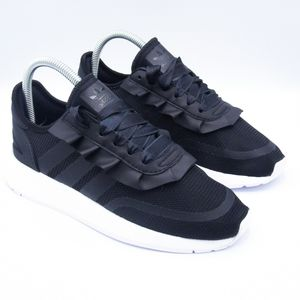 Adidas Originals Junior Black Sneakers Size 5 Kids